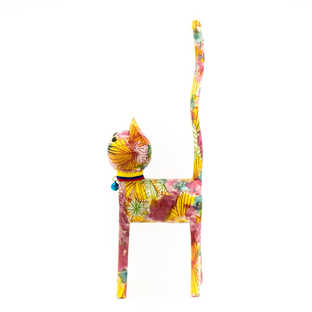 Gatos Anilleros Decorativos Artesanales