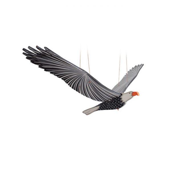 Móvil en Madera - Águila
