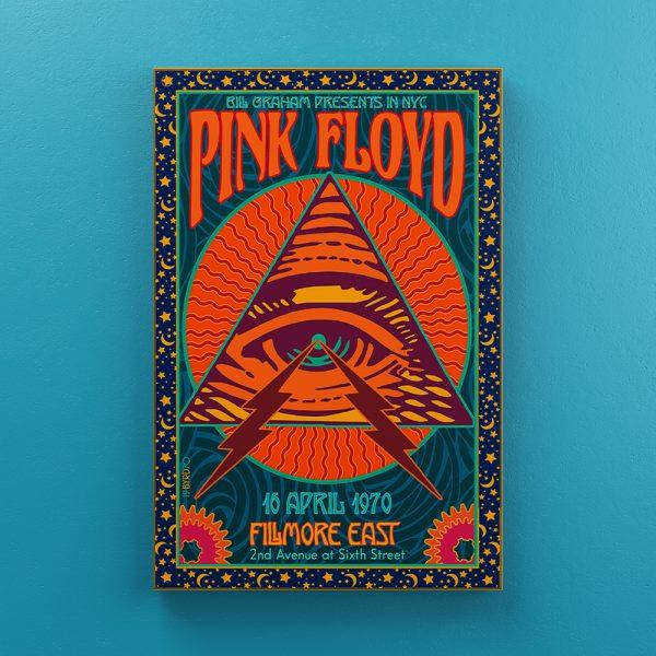 Cuadro Decorativo Pink Floyd