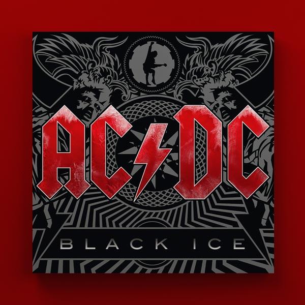 Cuadro Decorativo Madera AC/DC