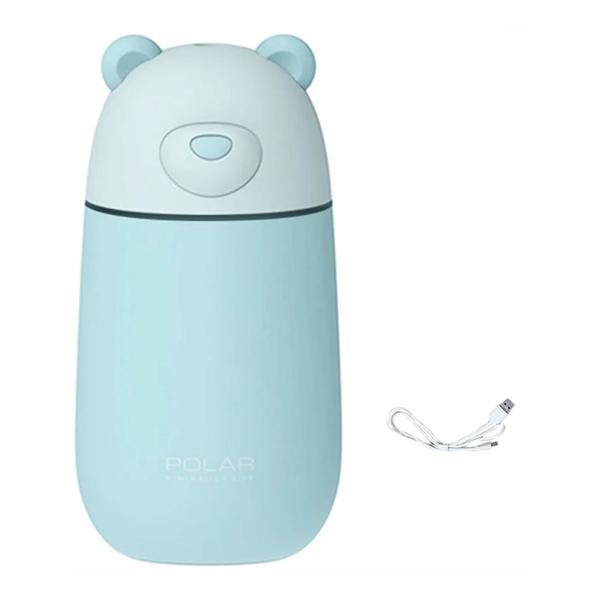 Humidificador Difusor Aromas Oso Azul USB