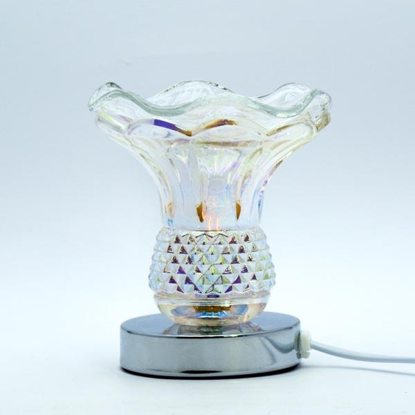 Lámpara Pebetero 2 en 1 Táctil Incluye Esencia