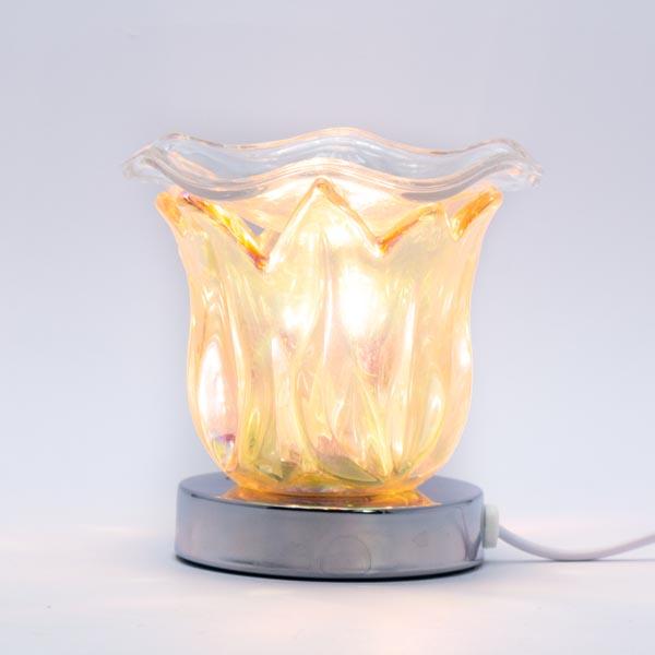 Lámpara & Pebetero Táctil Incluye Esencia