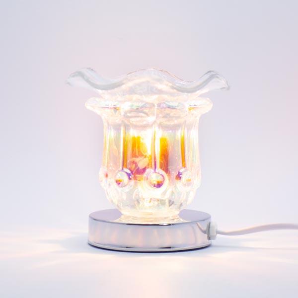 Lámpara Pebetero 2 en 1 Touch