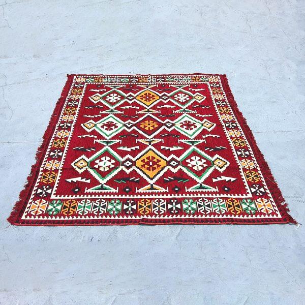 Tapete Turco Kilim Tradicional