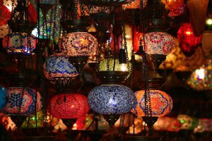 lamparas turcas diseños