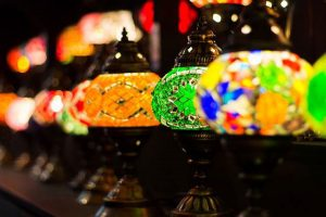 lamparas turcas crafts colombia