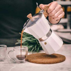 café moka pot